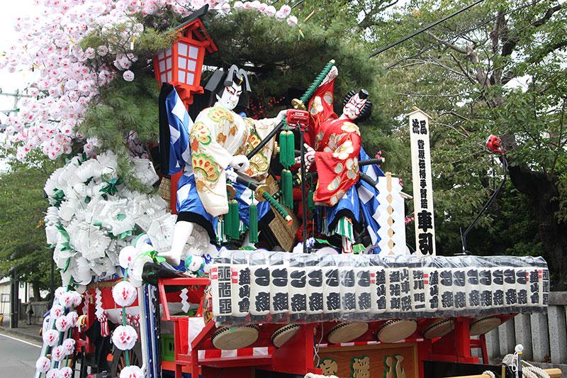 盛岡秋祭り02