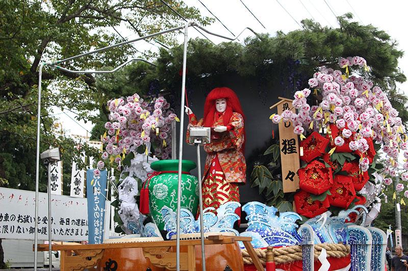 盛岡秋祭り03