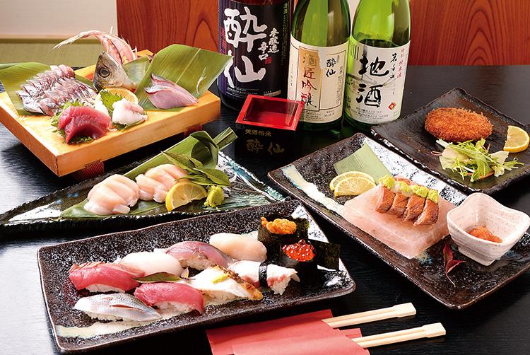 寿司五十集屋