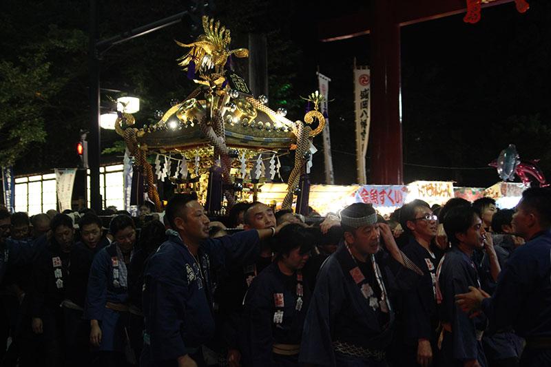盛岡秋祭り04