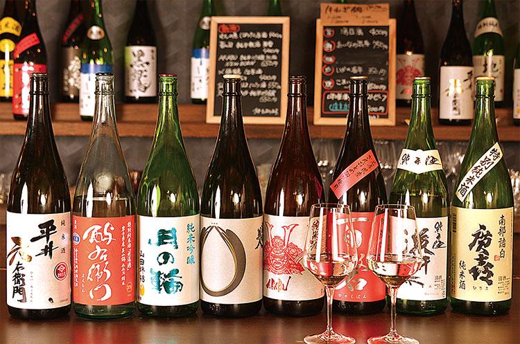 日本酒バル晴ル